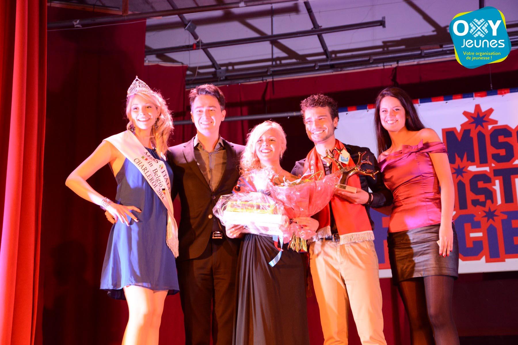 Miss&Mister Farciennes 2014